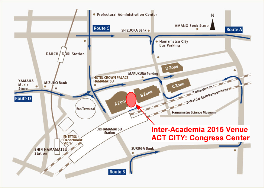 act-map